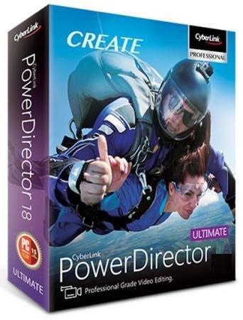 CyberLink PowerDirector 18 Crack With Serial Keygen 2020 {Latest}