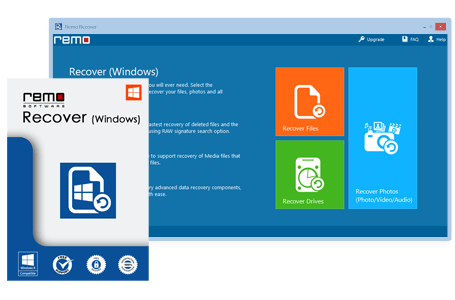 Remo Recover 5.0.0.24 Crack Plus Keygen Free Download