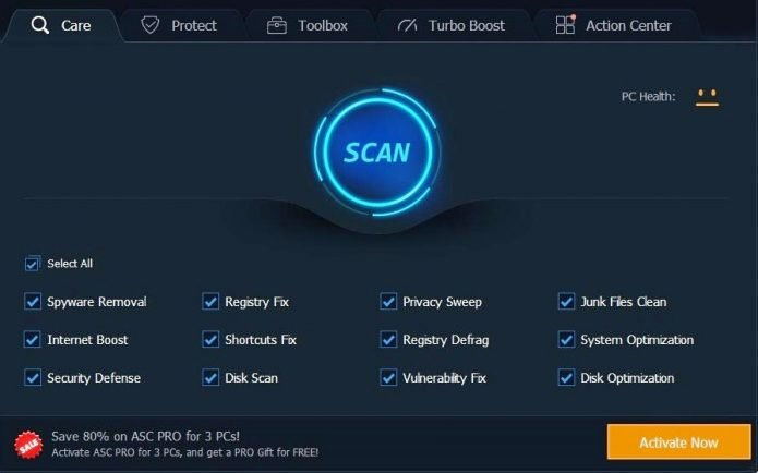Advanced SystemCare 13.3.0 Pro License Key 2020 [Updated]