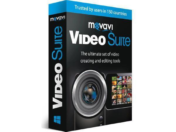 Movavi Video Suite 20.2.0 RePack