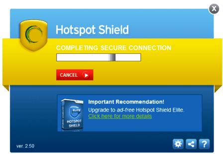 Hotspot Shield 7.15.0 Crack + License Key Free Download