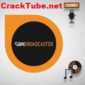SAM Broadcaster Pro 2020.8 Crack + Keygen Torrent [Latest]