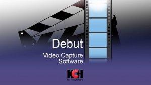 Debut Video Capture 7.11 Crack With Registration Code Free Download