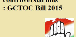 India's two controversial bills