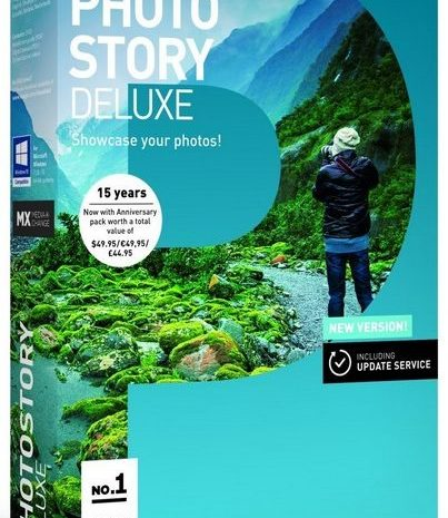 MAGIX Photostory Deluxe v20.0.1.87 With Crack Free download
