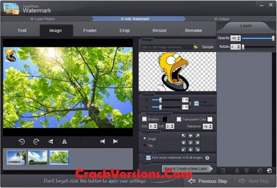 TSR Watermark Image Pro Activation Key