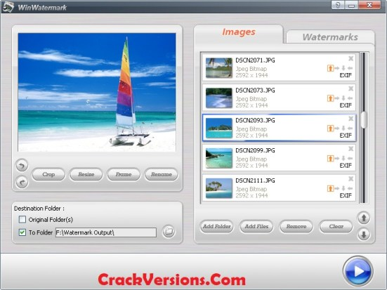 TSR Watermark Image Pro License Key