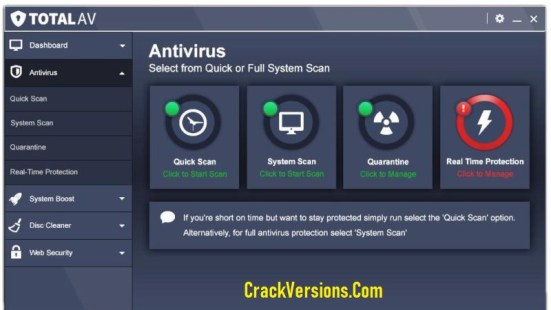 Total AV Antivirus 2019 Serial Key