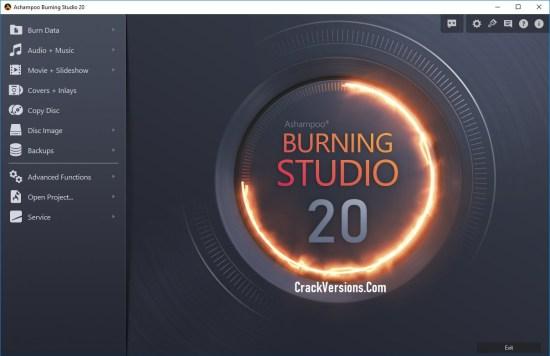 Ashampoo Burning Studio Keygen