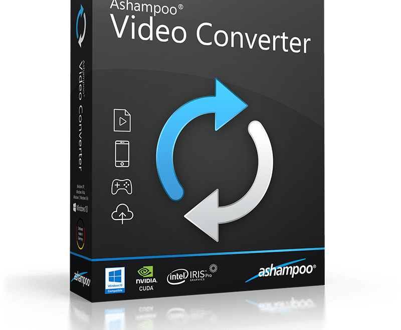 Ashampoo Video Converter Crack
