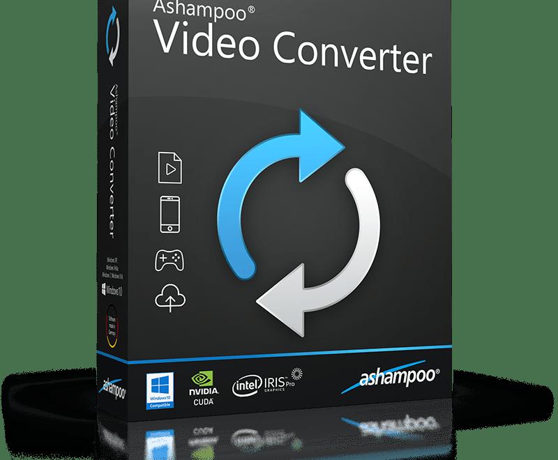 Ashampoo Video Converter Crack