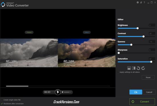Ashampoo Video Converter License Key