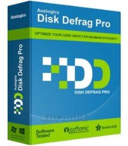Auslogics Disk Defrag PRO Crack