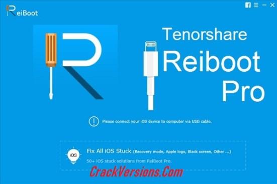 Tenorshare ReiBoot Pro Keygen