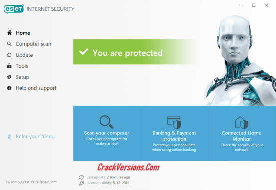 ESET Internet Security 12 License Key