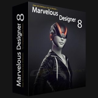 Marvelous Designer 8 Crack