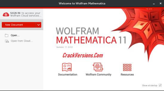 Wolfram Mathematica 11 Activation Key