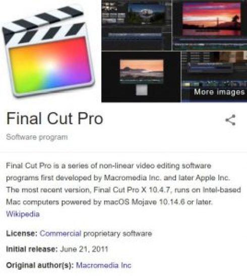 Final Cut Pro Torrent CRACK
