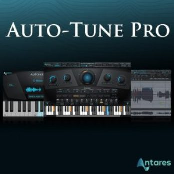Antares Auto Tune Pro Crack 9.2.1 With Serial Key 2021 Download