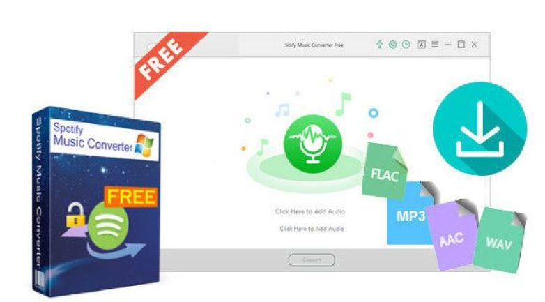 Sidify Music Converter 2.0.5 Crack With Serial Keygen Latest