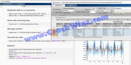 MATLAB Crack Feature Easy Analysis