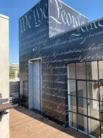 Our building wraps advertising guide will teach you everything you need to know about these supergraphics.