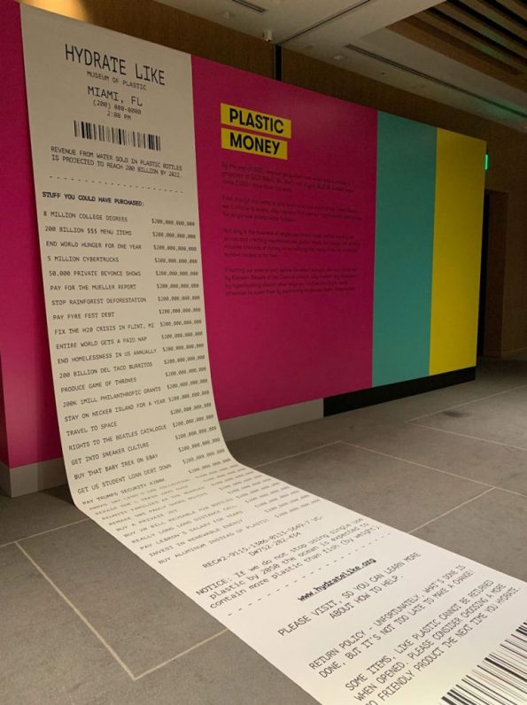 Experiential marketing is also effective in a museum setting.