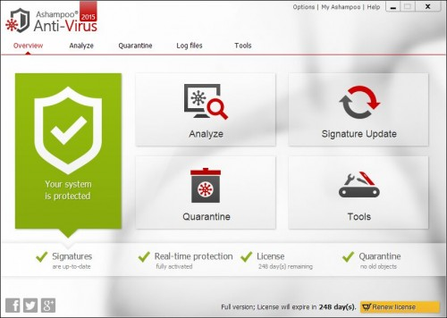 Ashampoo Antivirus 2015 Crack Serial Key Patch Keygen DOwnload