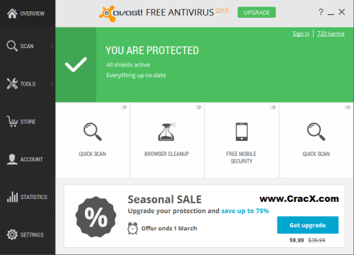 Avast Antivirus 2015 Serial + Activation Key Full Download