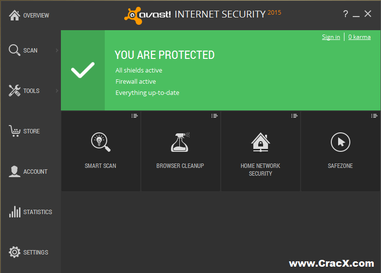 avast internet security with license key