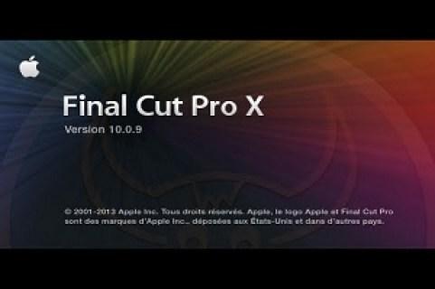 Final Cut Pro X (Windows + Mac) Trial Incl Full Download
