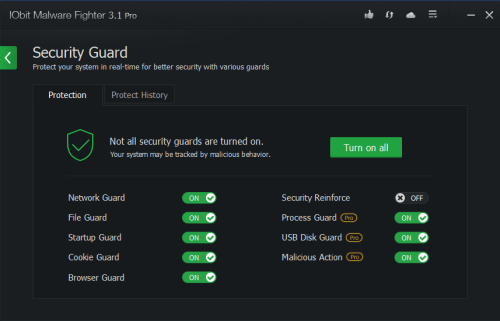 IObit Malware Fighter Pro Keygen 3.1 Activator Full Download