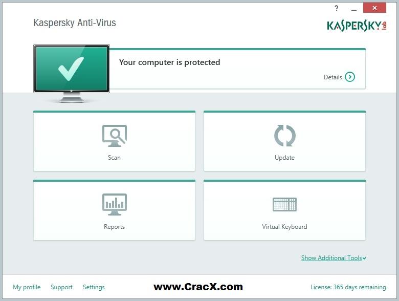 antivirus mcafee crack 2017