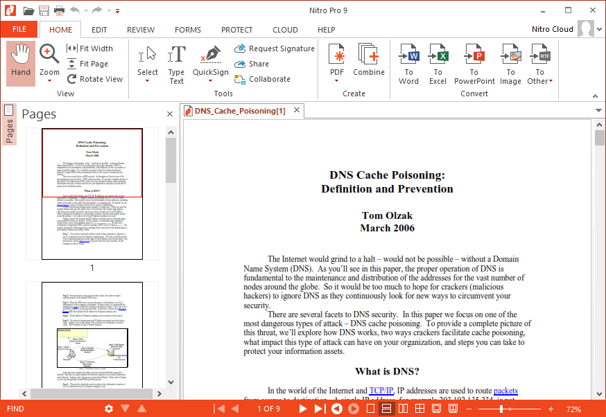 nitro pdf pro 10 free download with crack