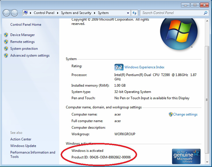 win 7 activation software download