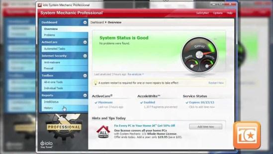 System Mechanic Professional 14 Keygen Crack + Activation Key Full download,