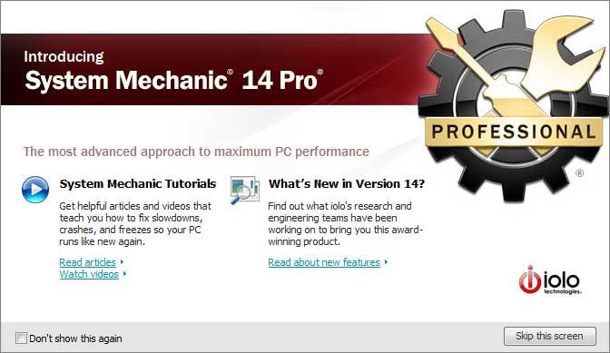 system mechanic full version key