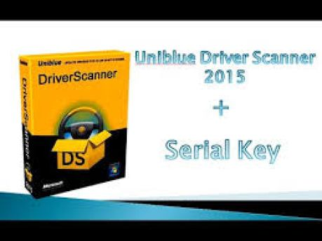Uniblue DriverScanner 2015 crack Incl keygen Free Download