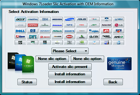 Windows XP Activation Crack and Serial Number Key Free Download