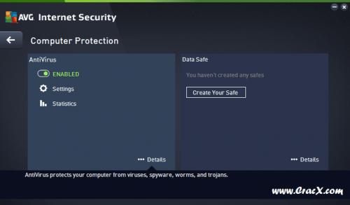 AVG Internet Security 2015 Crack + Keygem Free Full Download
