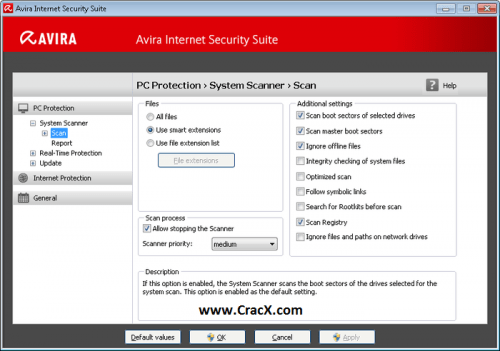 Avira Internet Security Key 2015 Crack Full Free Download