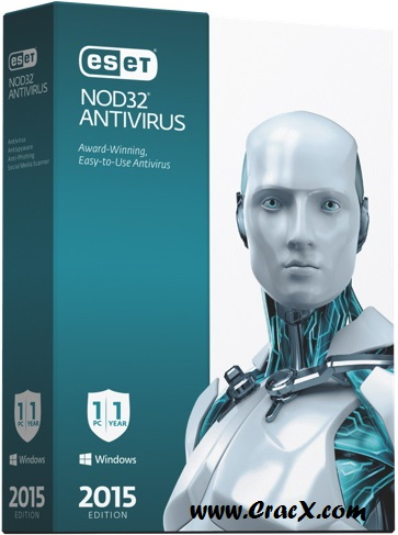ESET NOD32 Crack 2015 Serial Keygen Full Free Download