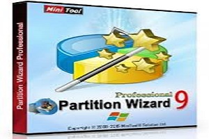 Minitool Partition Wizard Professional 9 Crack Serial Key Full download