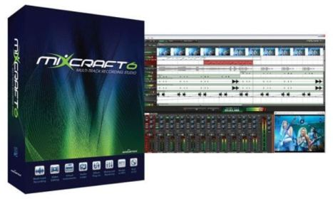 Mixcraft 6 Crack Keygen Incl Registration Code Free Download