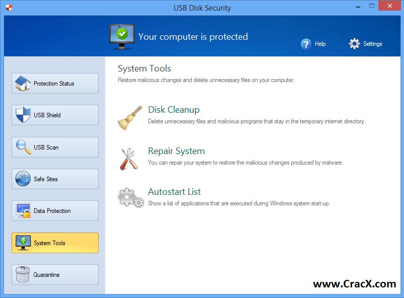 usb disk security license key
