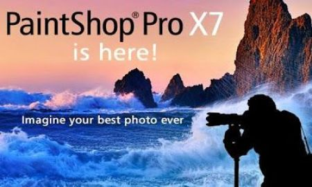 Corel PaintShop Pro X7 Ultimate Crack Serial Key Download