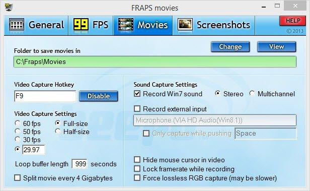 fraps full version free download mac