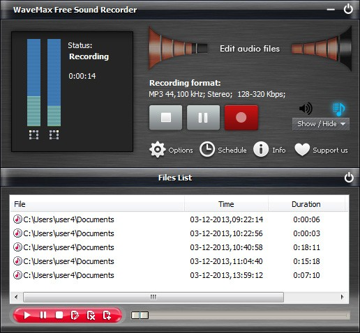 Max Recorder 2.0 Crack with Serial Number Full Download
