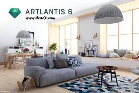 Artlantis Studio 6 Crack + Serial Keygen Full Free Download