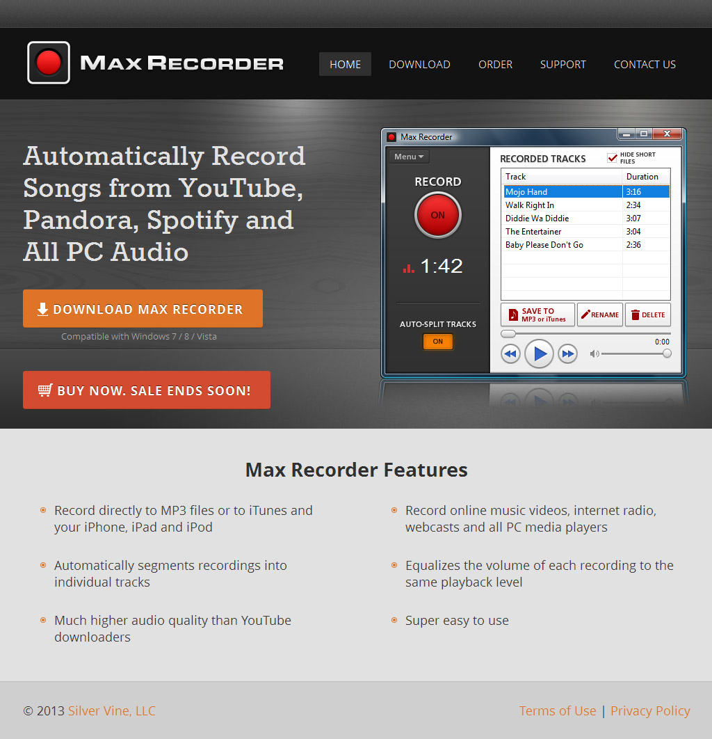 max recorder full version free download
